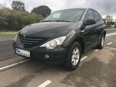 brugt Ssangyong Actyon 2,0 Xdi Freedom 4WD Van