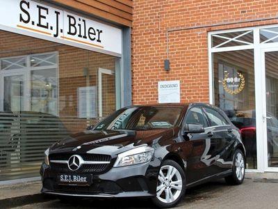 brugt Mercedes A180 d 1,5 Urban 109HK 5d