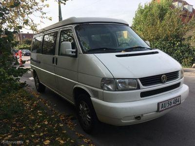 brugt VW Caravelle Lang 2,5 Comfortline m/Airbag m/ABS 115HK