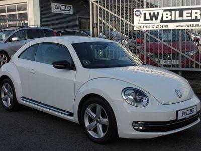 brugt VW Beetle The1,4 TSi 160 Sport