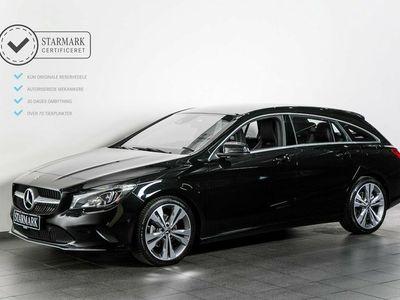 used Mercedes CLA220 d 2,2 SB aut.