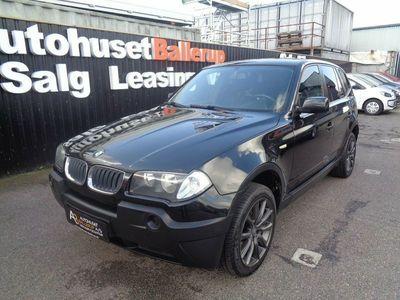 brugt BMW X3 2,0 D Van