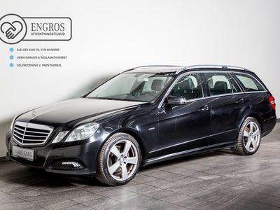 käytetty Mercedes E350 0 CDi Avantgarde stc. aut. BE