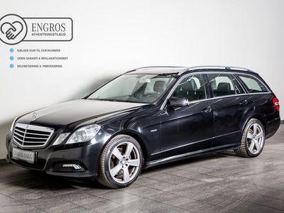 used Mercedes E350 0 CDi Avantgarde stc. aut. BE