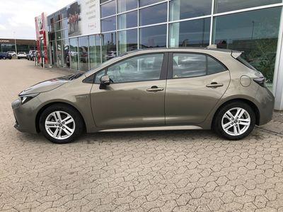 brugt Toyota Corolla 1,8 Hybrid H3 Smart E-CVT 122HK 5d Trinl. Gear A+++