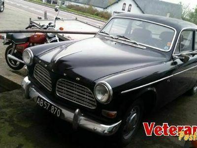 brugt Volvo Amazon 121 - Med sorte plader