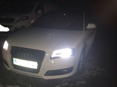 käytetty Audi A3 2.0 140 HK Ambition