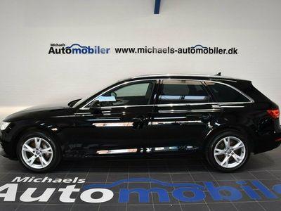 brugt Audi A4 3,0 TDi 218 Sport Avant S-tr.