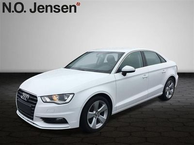 used Audi A3 1,6 TDI Ambition 110HK 6g