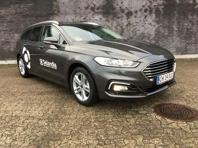 brugt Ford Mondeo EcoBoost Titanium stc.