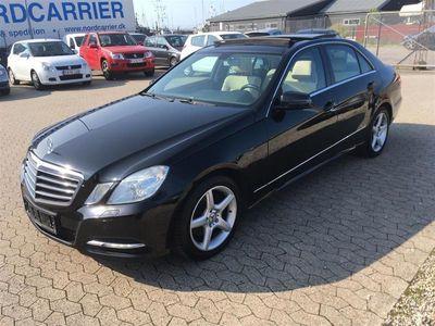 brugt Mercedes E350 CDI BE Aut. 265HK