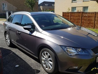 brugt Seat Leon 1.6 110 HK Style ECO