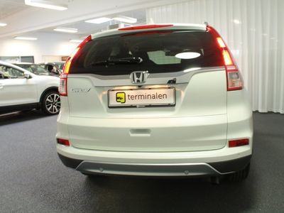 brugt Honda CR-V 1,6 i-DTEC Elegance Plus aut. 4WD