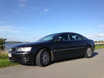 gebraucht Audi A8 4,2 Quattro Tiptr. 335HK 6g Aut.