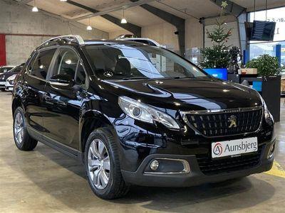 brugt Peugeot 2008 1,6 BlueHDi Chili 100HK