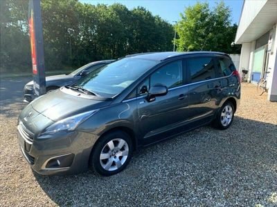 brugt Peugeot 5008 HDi 114 Style 7prs