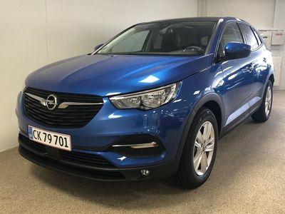 brugt Opel Grandland X 1,2 T Impress Start/Stop 130HK 5d 6g