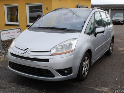 brugt Citroën Grand C4 Picasso 1,6 HDi Picasso