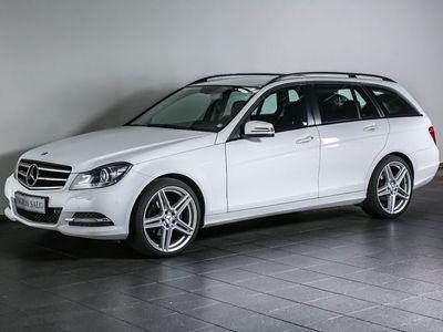 brugt Mercedes C200 2,2 CDi stc. aut. BE