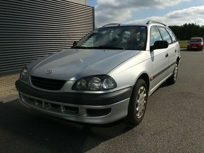 brugt Toyota Avensis 1,6 Terra stc.