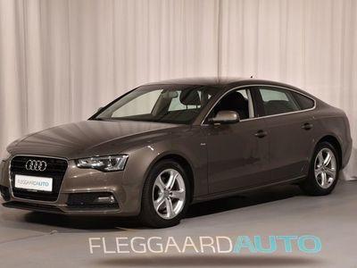 brugt Audi A5 Sportback 1,8 TFSI Multitr. 144HK 5d 8g Trinl. Gear