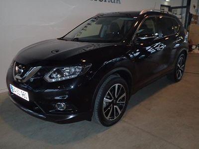 brugt Nissan X-Trail 1,6 DCi Acenta 7 Seats Vision Pack Technology Pack E6 4x2 130HK 5d