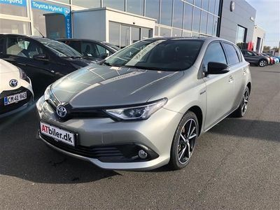 brugt Toyota Auris 1,8 B/EL Prestige 136HK 5d Aut.
