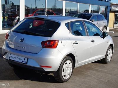 brugt Seat Ibiza 1,6 TDI 90HK 5d