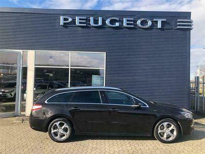brugt Peugeot 508 SW 2,2 HDI GT 204HK Stc 6g Aut.