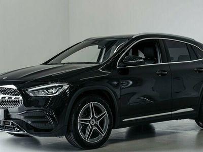 brugt Mercedes GLA220 d AMG Line aut. 4Matic 2021