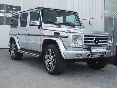 brugt Mercedes G350 3,0 Bluetec 4-Matic 7G-Tronic Plus 211HK 7g Aut.