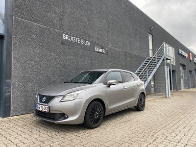 brugt Suzuki Baleno 1,0 Boosterjet Exclusive 112HK 5d A+