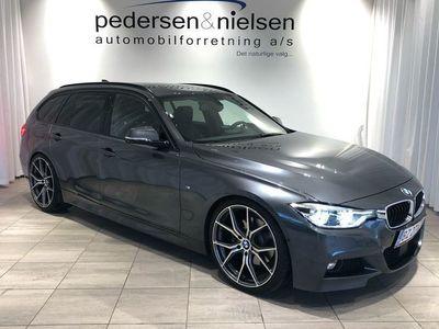 brugt BMW 330 d 3,0 D M-Sport Steptronic 258HK 8g Aut.