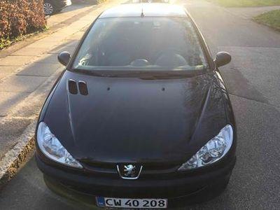 brugt Peugeot 206 1,4 HDI-5 DØRS 1,4