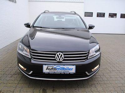 brugt VW Passat · 2,0 TDi 140 Comfortl. Vari. BMT · 5 d¸rs