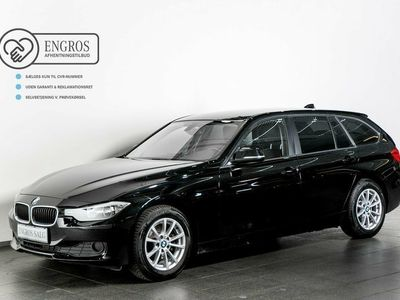 begagnad BMW 320 d 2,0 Touring aut.