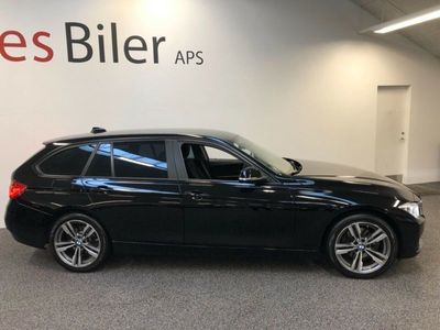 brugt BMW 320 d 2,0 Touring aut.