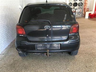 käytetty Toyota Yaris 1,4 D-4D Sol 75HK 5d