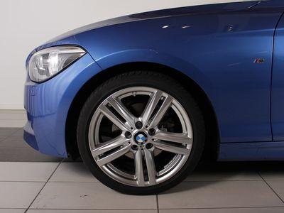 brugt BMW 120 2,0 M Sport 184HK 5d
