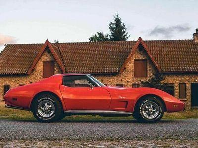 brugt Chevrolet Corvette Stingray Corvette 5,7 V8Targa