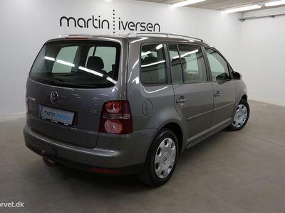 brugt VW Touran 1,4 TSI Trendline 140HK 6g