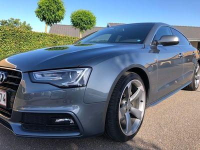 brugt Audi A5 Sportback 3.0 204 HK S-Line