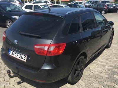 brugt Seat Ibiza 1,6 Commonrail TDI DPF Style 105HK Stc