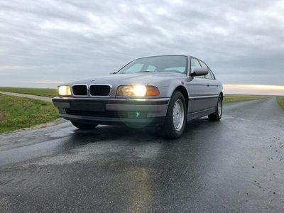 brugt BMW 740 4,0 e38 HELT Original !