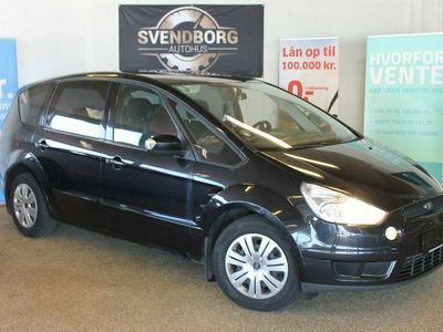 second-hand Ford S-MAX 1,8 TDCi 125 7prs
