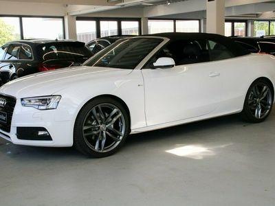 brugt Audi A5 Cabriolet 3,0 TDi 245 quattro S-tr