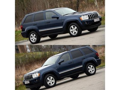 brugt Jeep Grand Cherokee 3,7 Nysynet 173000km EVT BYTTE