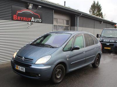 brugt Citroën Xsara Picasso 1,6 HDi 110 ExclusiveVan