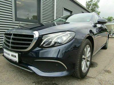 brugt Mercedes E220 2,0 Launch Edition stc. aut.