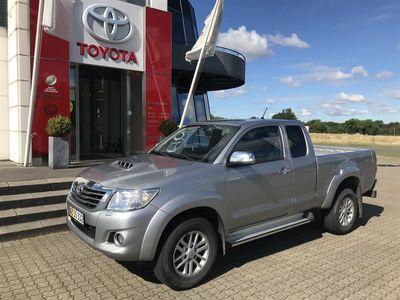 brugt Toyota HiLux Extra Cab 2,5 D-4D T3 4x4 144HK Pick-Up 6g